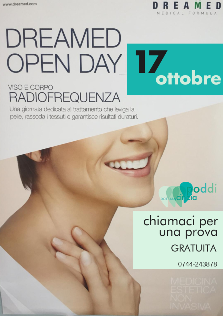 Radiofrequenza per il viso e per il corpo. - Studio Dentistico