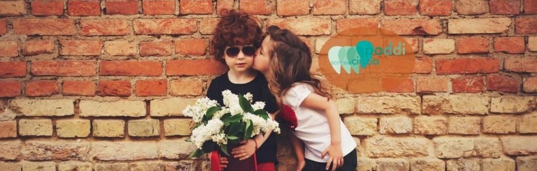 Un bacio…fa bene alla vita